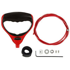 T-H Marine Supplies Gfh-1R-Dp G-Force Trolling Motor Handle And Cable Red