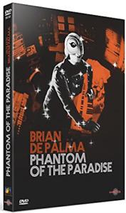 Movie-Phantom Of The Paradise DVD NEW