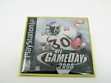 NFL Game Day 2000 Pin Video Game Playstation 989 Sports