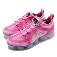 Nike Wmns Air Vapormax 2019 Psychic Pink Silver Women Running Shoes AR6632-600