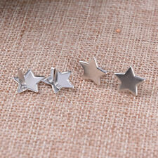20x Metal Star Brads Pastel Scrapbooking Card Making Stamping Craft DIY DY