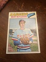 1976 Topps Bert Blyleven Minnesota Twins #235 Baseball Card