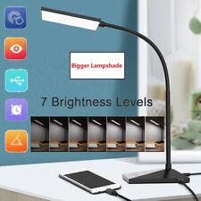 12W Desk Lamp 72 LED Reading Light Dimmable For...
