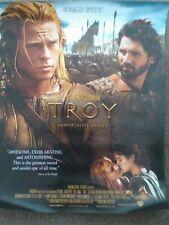 Troy (Brad Pitt, Eric Bana, Orlando Bloom) Movie Poster A2