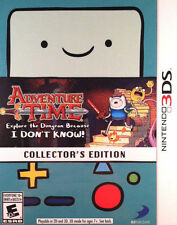 Adventure Time: Explore the Dungeon Because I Don't Know -- Collector's Edition