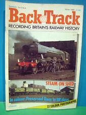 BACK TRACK ~ WINTER 1988 VOL 2 No4 > WESTERN REGION AROUND OXFORD ~ SEE PHOTOS