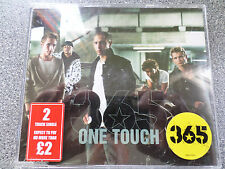 365 - ONE TOUCH -  CD - 2 TRACK SINGLE