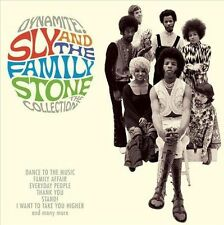 Dynamite! The Collection by Sly & the Family Stone (CD, Oct-2011, Sony Music)