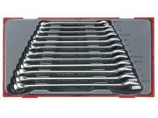 Teng Tools 12 piezas métricas combinación llave llave Set 8mm - 19mm en caso