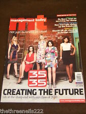 MANAGEMENT TODAY - 35 WOMEN UNDER 35 - JULY 2010