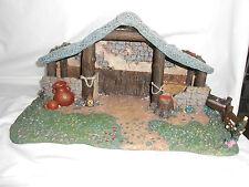 Hawthorne village Thomas Kinkade Star of hope creche Nativity manger