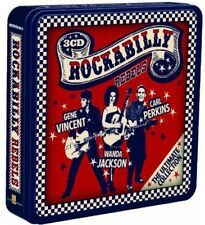 Rockabilly Rebels - 3 DISC SET - Rockabilly Rebels (2013, CD NUEVO)