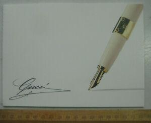 Vintage Gucci Füllfederhalter Füller fountain pen stylo plume Katalog catalogue