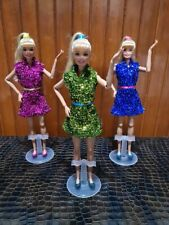 Wheezy´s Three Barbies Singers (Toy Story 2 Collection) Replica.