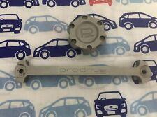 Subaru Impreza WRX STi PRODRIVE battery clamp and oil cap