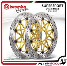 2 Disques frein avant Brembo Supersport 320mm MV Agusta Brutale 1090RR 2010>2013