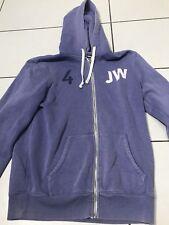 Boys Hooded Fleece  ...Jack Wills  ..lilac  ..size S
