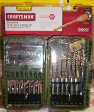 CRAFTSMAN 51 PC SPEED-LOK Drill & Drive SET (45098)