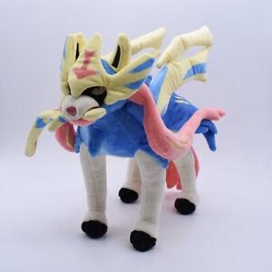 "Zacian Character 12"" Stuffed Animal Nintendo Game Plush Toy Teddy Cartoon Doll"