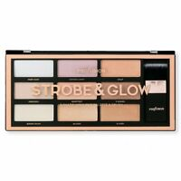 Profusion Cosmetics - Artistry Palette - Strobe and Glow - 9 Shade Highlight