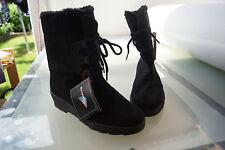ROHDE SympaTex Damen Winter Schuhe Stiefel Boots gefüttert Gr.41 schwarz NEU