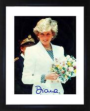 Princess Diana Framed Photo CP0925