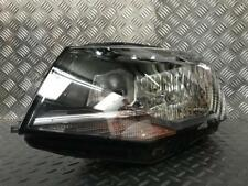 GENUINE VW VOLKSWAGEN CADDY PASSENGERS SIDE HEADLIGHT LH N/S 2016-ON (TF4)
