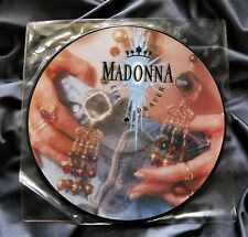 MADONNA LIKE A PRAYER 12'' PICTURE DISC LP VINYL MEXICO 1989