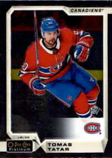 2018-19 O-Pee-Chee OPC Platinum NHL Hockey Base Singles (Pick Your Cards)