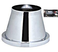 Chrome Induction Cone Air Filter Fiat Panda 1980-2016
