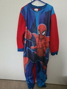 Boys Spiderman Onesie (Not Gerber) Age 6-7