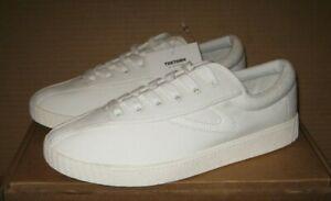 Tretorn Men's Nylite Plus     White     Size 9      MTNYLITEPLUS