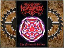 NECROPHOBIC - The Nocturnal Silence TAPE NEU-MC Black Metal, HYPOCRISY,EUCHARIST
