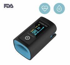 Trendmedic Finger-Pulsoximeter mit OLED-Anzeige und Perfusion Index (PI)
