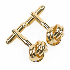 Gold Clothing, Handbags & Shoes Cufflinks for Men