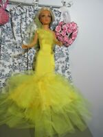 DOLL CLOTHES, BELLE OF THE BALL, FOR VINTAGE 18 INCH IDEAL TIFFANY TAYLOR DOLLS