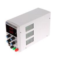 30V 5A Adjustable Variable Digital Regulated DC Power Supply Lab Grade 220V K3O3