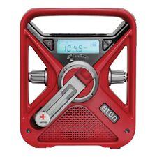American Red Cross FRX3 Hand Crank Solar NOAA AM/FM Weather Alert Radio Smartpho