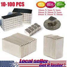 10100pcs Magnets Block Cube Super Strong Rare Earth Neodymium Magnetic N50