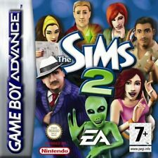 GBA The Sims 2 SOLO CARTUCCIA Game Boy Advance AGB B46P EUR