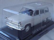 New model - GAZ M-22 Volga Estate Kombi - IXO IST 1:43 White - Russian Soviet