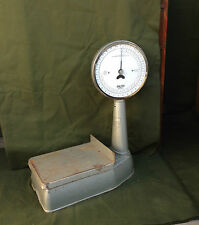 SUPERB LARGE  EX POST OFFICE SCALES, VERY GOOD CONDITION,WORKING,FREE UK POST
