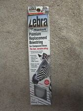 """Zebra ZS Twist Premium Replacement Bowstring for Compound Bows - 61""""   (B 1)"""