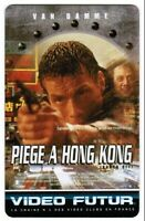 N° 61 VIDEO FUTUR - COLLECTOR - PIEGE A HONG KONG - ETAT LUXE