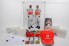 Formel 1 Nürburgring 2009 Lewis Hamilton Heikki Kovalainen McLaren Mercedes