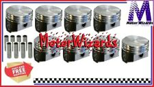 Chevy 396 375HP BBC V8 SPEED PRO L2242NF60 Forged Pistons 8-PACK 38cc Dome .060