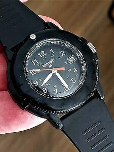 Men's SWISS MADE TRASER H3 T25 RONDA QUARTZ WITH DATE Wrist Watch