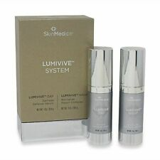 SkinMedica Lumivive Day & Night System 1 oz each bottle 100% Authentic New