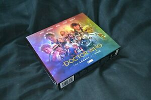 The Legacy of Time (Doctor Who) Audio CD Boxset 2019