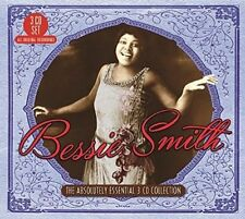 The Absolutely Essential Collection Bessie Smith 0805520131346